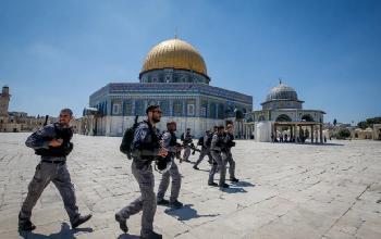 Neue-Zusammenste-zwischen-Palstinensern-und-israelischen-Sicherheitskrften-am-Brennpunkt-Jerusalem