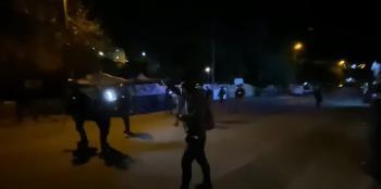 Araber-randalieren-im-Stadtteil-Shimon-Hatzadik-in-Jerusalem-Video