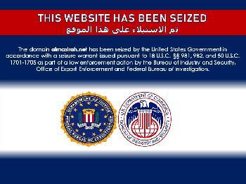 USA übernehmen die Kontrolle über iranische Nachrichten-Websites
