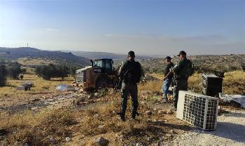 Die Regierung von Bennett-Lapid führt ihre erste Siedlungsevakuierung durch