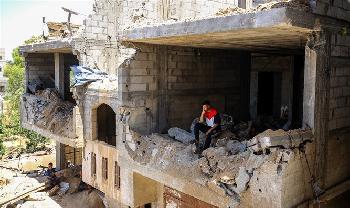 Hamas-fordert-Aufhebung-der-Belagerung-und-Wiederaufbau-von-Gaza