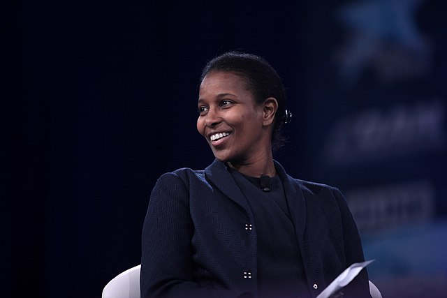 """Neues Buch von Ayaan Hirsi Ali - """"Beute""""!"""