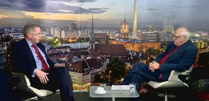 Hans Georg Maaßen: NDR-Mitarbeiter auf Verbindung zum Linksextremismus prüfen