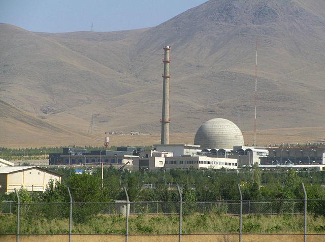 Iran beginnt mit der Produktion von angereichertem Uranmetall