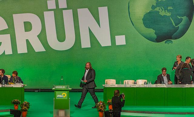 Der »wachsende Antisemitismus« der Grünen