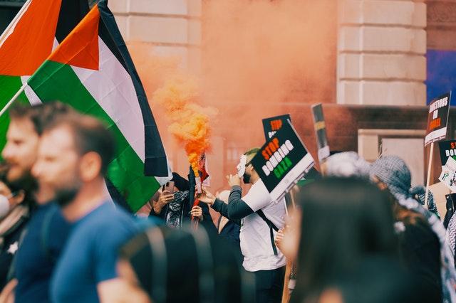 Propalästinensischer Judenhass in Europa