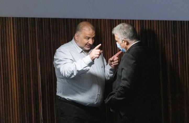 Die arabisch-israelische Ra am-Partei kündigt Boykott aller parlamentarischen Aktivitäten an