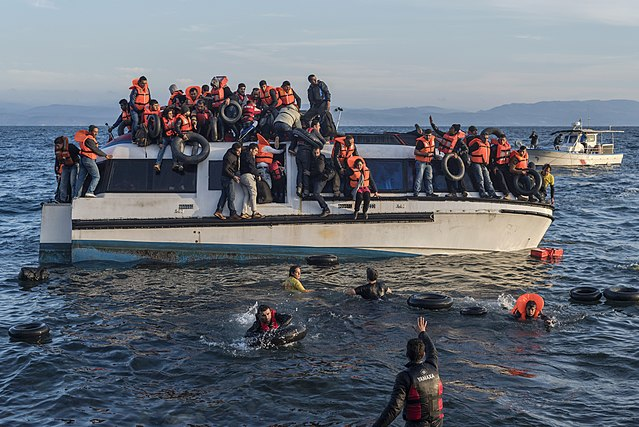 """Hat Y. Mardini 18 """"Flüchtlinge"""" vor dem Tod gerettet?"""