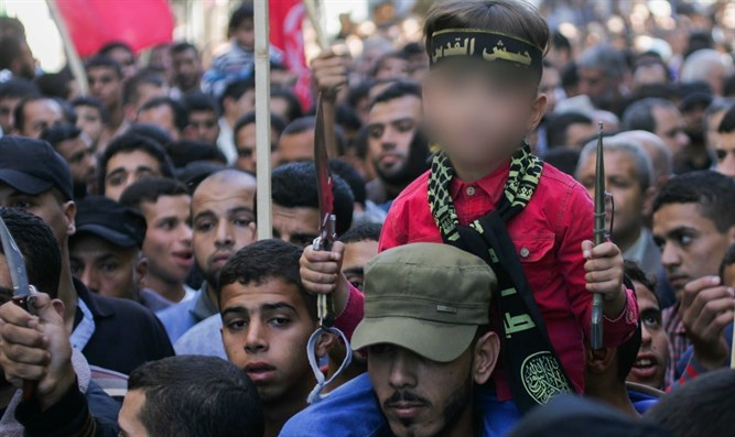 Willst du Frieden? Stoppt die hasserfüllte Hetze der palästinensischen Jugend