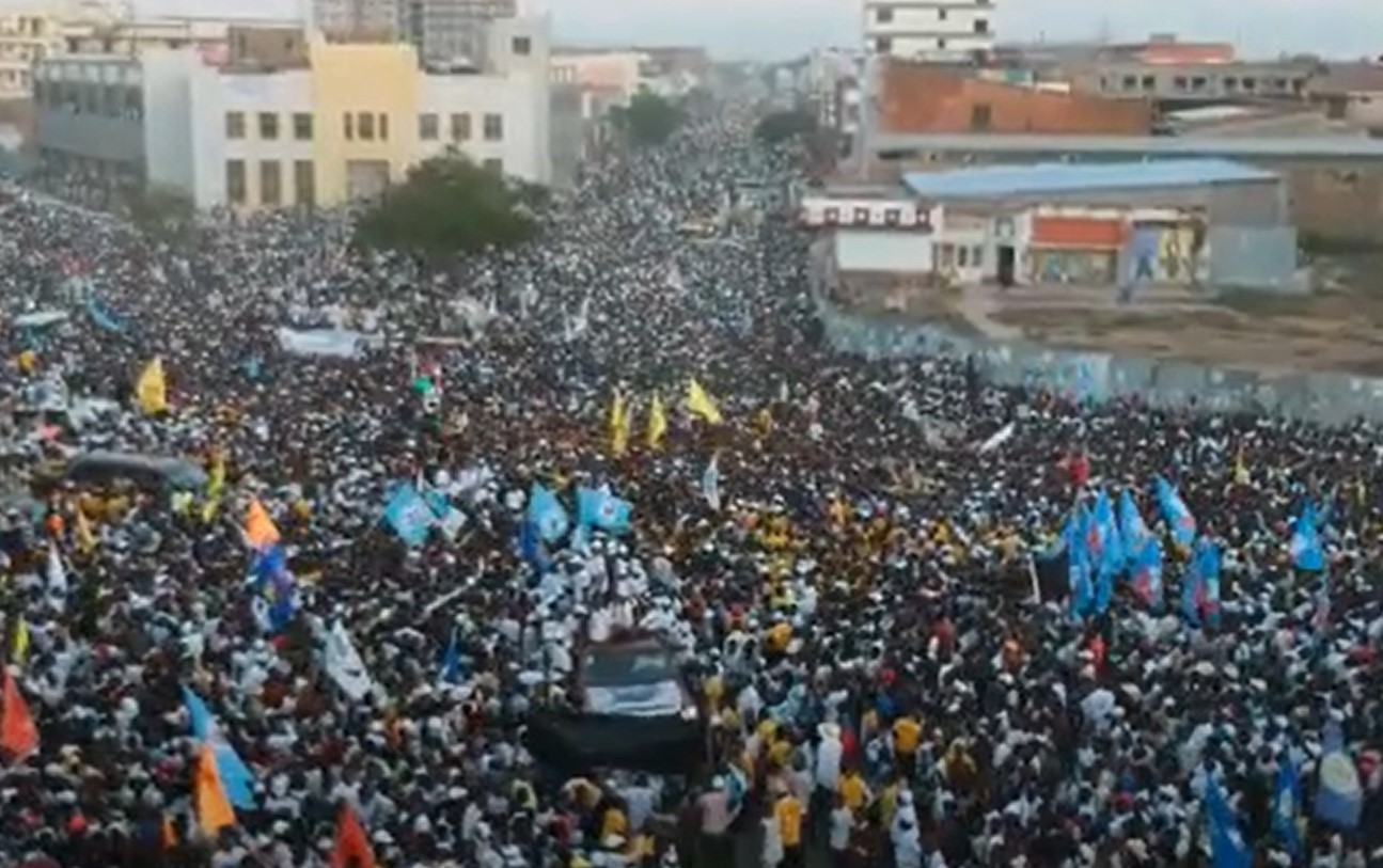 Kongo-Gesetz will Kandidaten mit jüdischen Vater blockieren