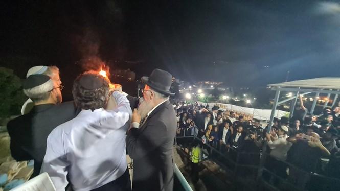 In Tzfat begehen Tausende den Todestag von Arizal [Video]