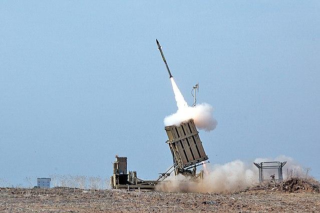 Iron Dome-Rakete versehentlich auf F-15 . abgefeuert