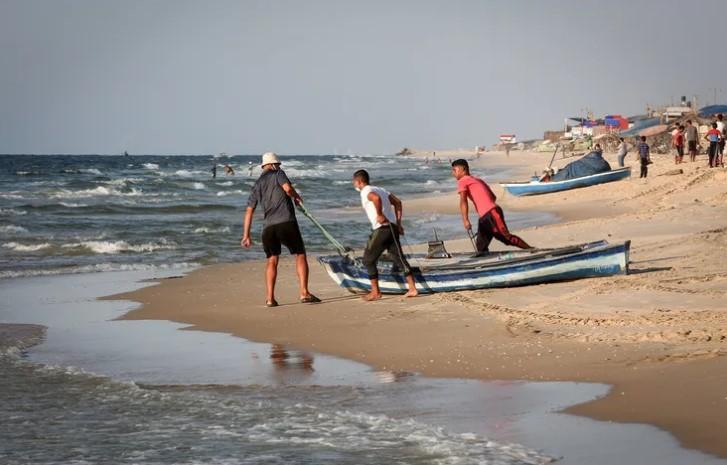 Israel erweitert Fischereizone vor Gaza, nachdem die Spannungen nachgelassen haben