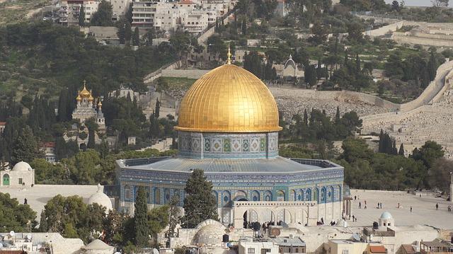 Zusammenstöße zwischen Palästinensern und der Polizei auf dem Tempelberg