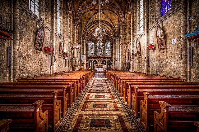 Eine Kirche, die keiner mehr braucht