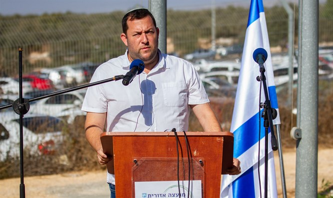 Samaria-Rat: Verkünden, dass es keinen Baustopp geben wird