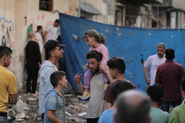 Palästinenser, der geholfen hat, Marks Familie zu retten, erhält dauerhafte Aufenthaltserlaubnis