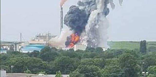 Explosion erschüttert Leverkusen ++Update++