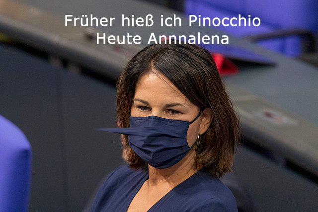 Die verlorene Glaubwürdigkeit der Annalena B.
