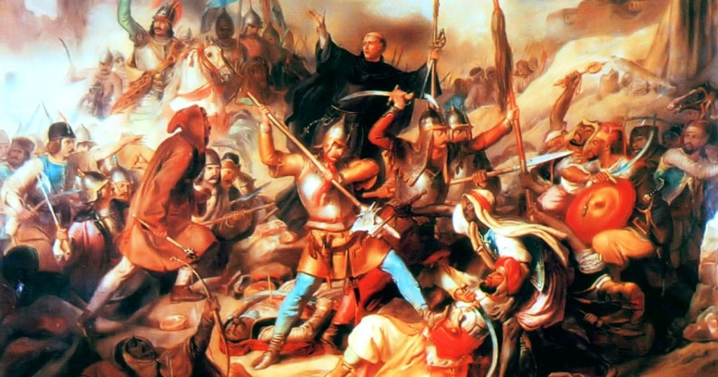 Islamischer Jihad und das Mittagsläuten der Kirchenglocken: Die Belagerung Belgrads
