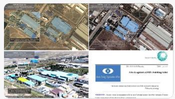 Satellitenaufnahmen zeigen Schäden durch Drohnenangriff auf iranische Atomanlage