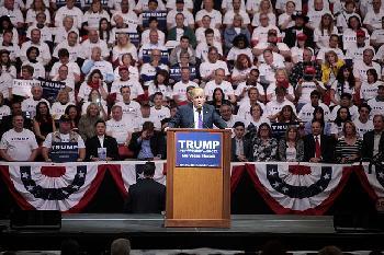 Trumps-neue-Plattform-online