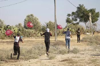 Israel greift Terrorziele in Gaza als Vergeltung für Brandballonangriffe an