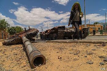 In Tigray könnte ein neuer Völkermord aufziehen