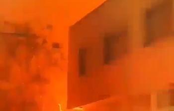Große Explosion in Teheran