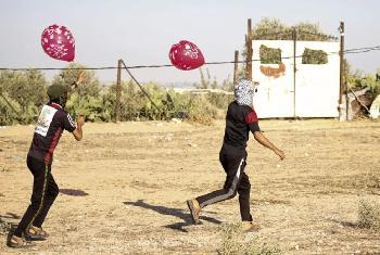 IDF nimmt 3 mit Messern bewaffnete Palästinenser fest, die versuchten, Israel von Gaza aus zu infiltrieren