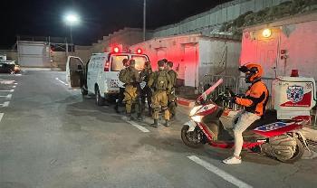 Wachmann-bei-Schieerei-nrdlich-von-Jerusalem-verwundet