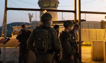 Dutzende-HamasTerroristen-in-der-Region-Binyamin-festgenommen