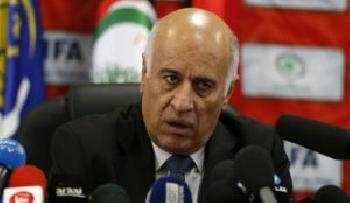 Jibril Rajoub, ein möglichen Nachfolger von Mahmud Abbas