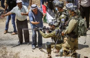 Westjordanland-Dutzende-Verletzte-bei-Zusammensten-zwischen-palstinensischen-Randalierern-und-IDF