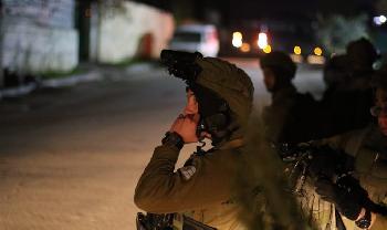 Terroristen, die in Samaria Brandbomben geworfen haben, festgenommen