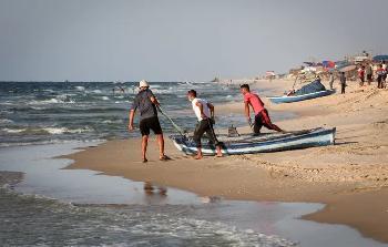Die Fischereizone im Gazastreifen wurde von 6 auf 12 Seemeilen erweitert