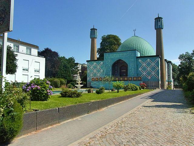 Hamburg: Islamisches Zentrum verklagt Verfassungsschutz