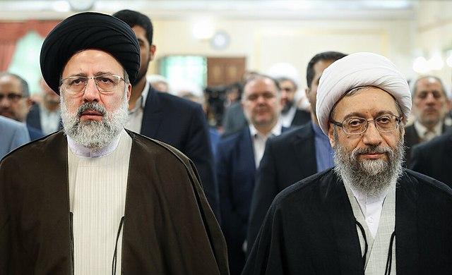 """Der """"Schlächter von Teheran"""", wurde als iranischer Präsident vereidigt"""