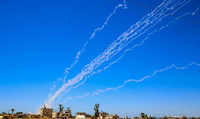 Über zehn Raketen auf Nordisrael abgefeuert