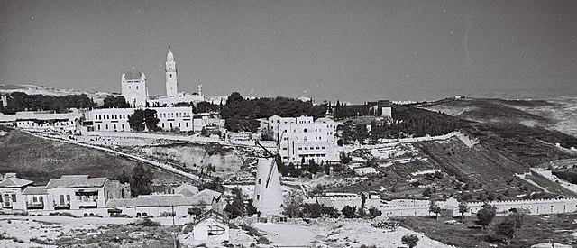 Ein Tagebuch aus dem belagerten Jerusalem