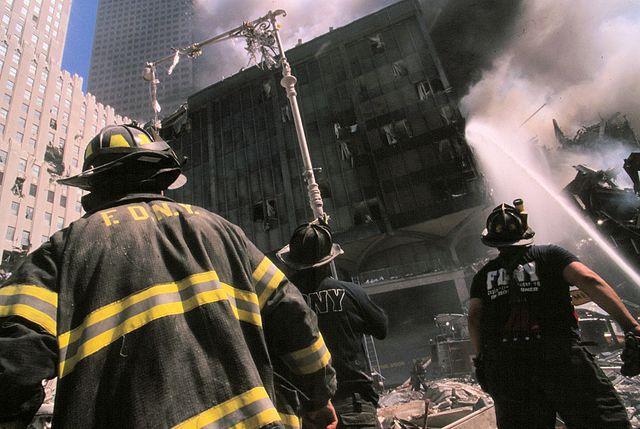 US-Beamte überprüfen geheime Dokumente im Zusammenhang mit den Anschlägen vom 11. September