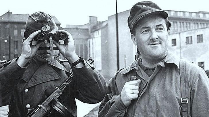 Heute vor 60 Jahren: Schicksalstag, 13. August 1961