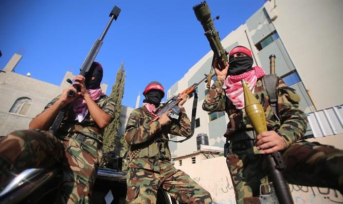 """Hamas sagt, Taliban-Übernahme beweist, dass Palästinenser """"Sieg erringen"""" werden"""
