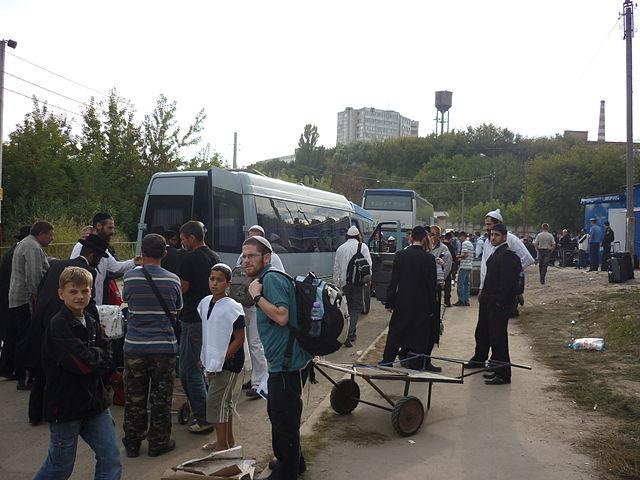 Ukraine genehmigt Uman-Pilgerfahrt für geimpfte