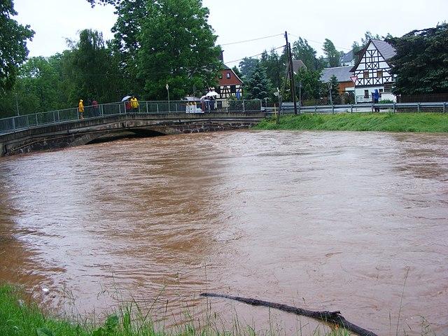 Klimaaktivisten ins Stammbuch:  Flutkatastrophen seit Jahrhunderten