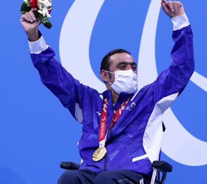 Gold bei den Paralympischen Spielen