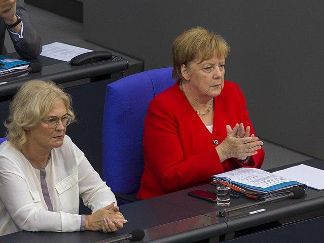 BildTV: Merkels Verantwortung für das Afghanistan-Desaster [Video]
