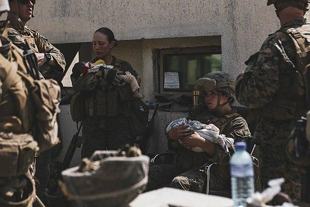 Der Kabuler Terrorist näherte sich den US-Truppen – und sprengte sich selbst in die Luft