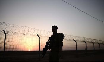 Bewaffnete-Terroristen-aus-Gaza-festgenommen