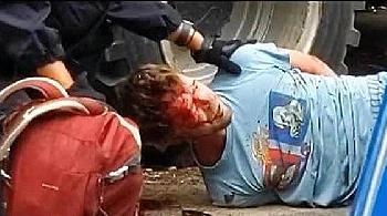 Polizeigewalt-in-Berlin-Wovor-habt-ihr-solche-Angst-Video